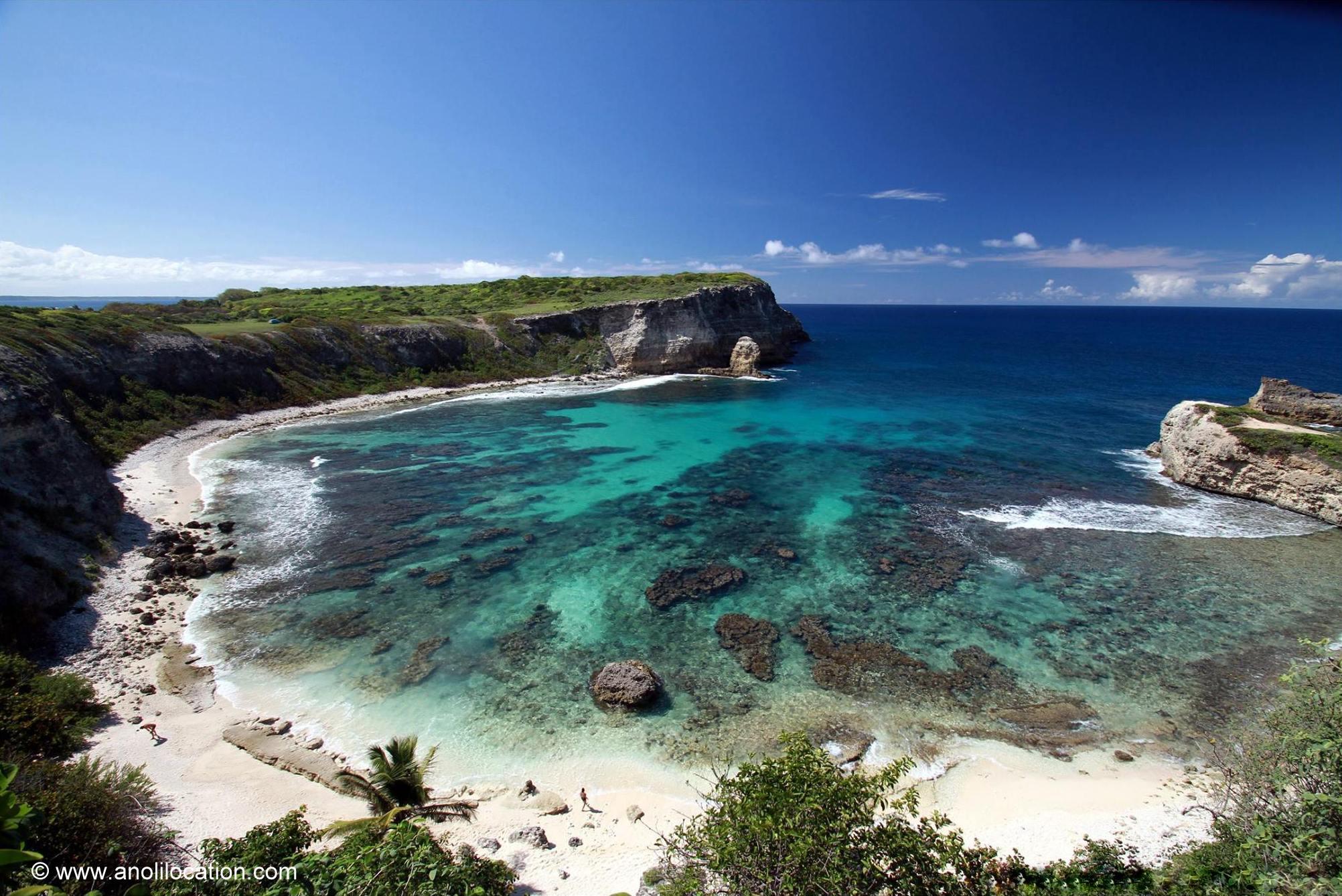 Anoli Location_Petite Porte d'Enfer Guadeloupe