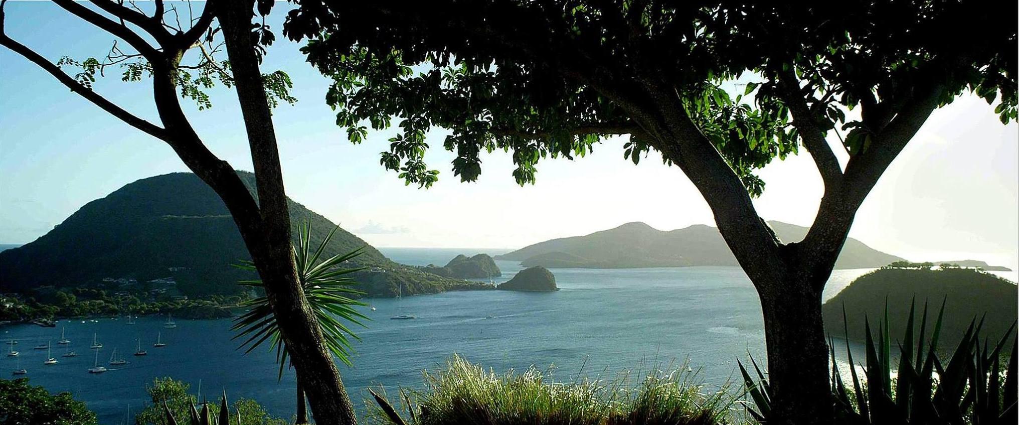 Anoli Location_Baie des Saintes_Guadeloupe