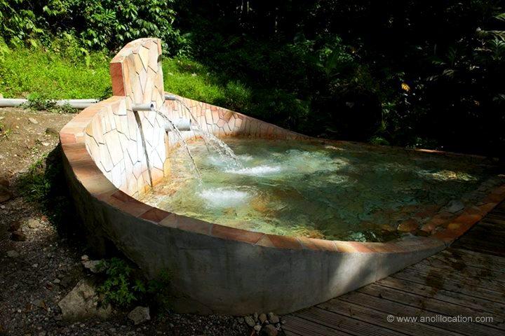 Anoli Location_Source eau chaude_Guadeloupe