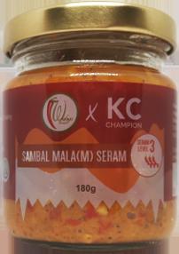 KC Champion Sambal Mala(m) Seram