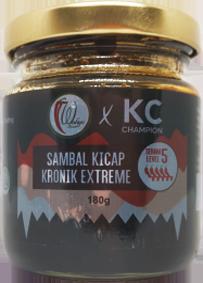 KC Champion Sambal Kicap Kronik Extreme