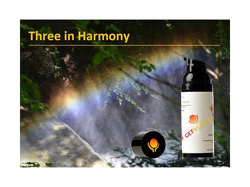 Three in  Harmony