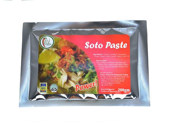 Soto Paste, 200g