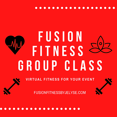 Fusion Fitness Group Class