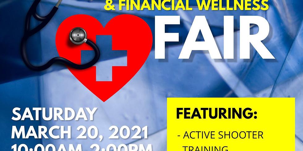 Virtual Community Health Fair