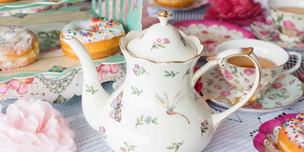 Teen Girls Tea