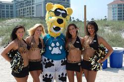 Jaguar Cheerleaders