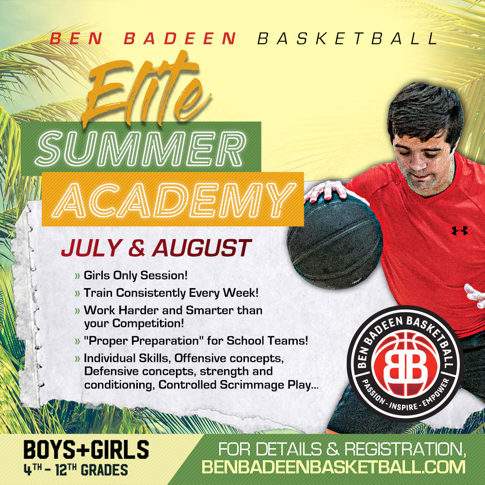August Only: Boys 4th - 6th