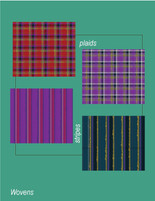 Woven Designs and Colorways