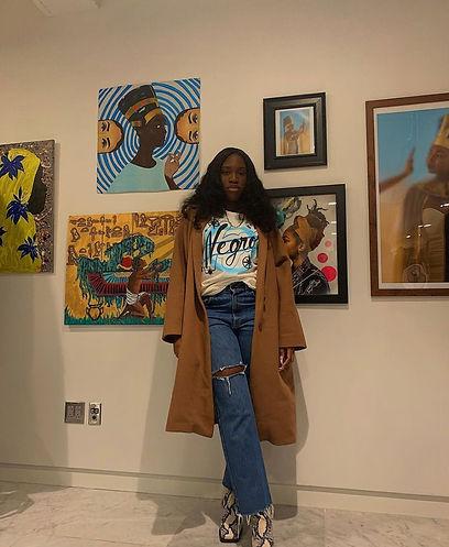 Nubian Queens @ BSU Exhibition