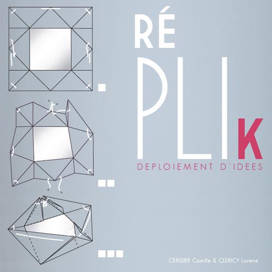 Projet d'étude - création d'un mobilier évolutif avec Camille Cerisier