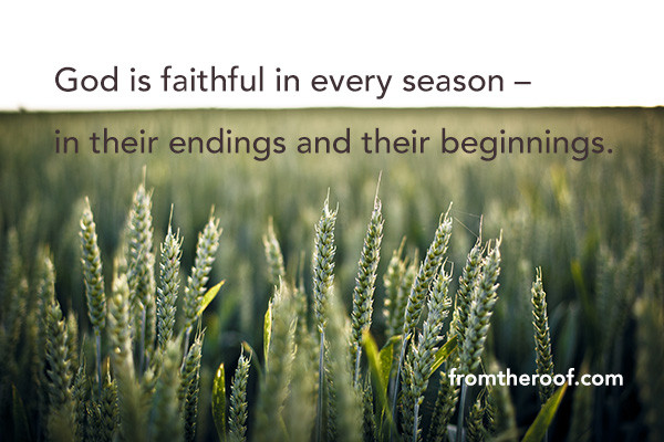 God's faithfulness Christian writer Carol Reeve healing pain women's issues