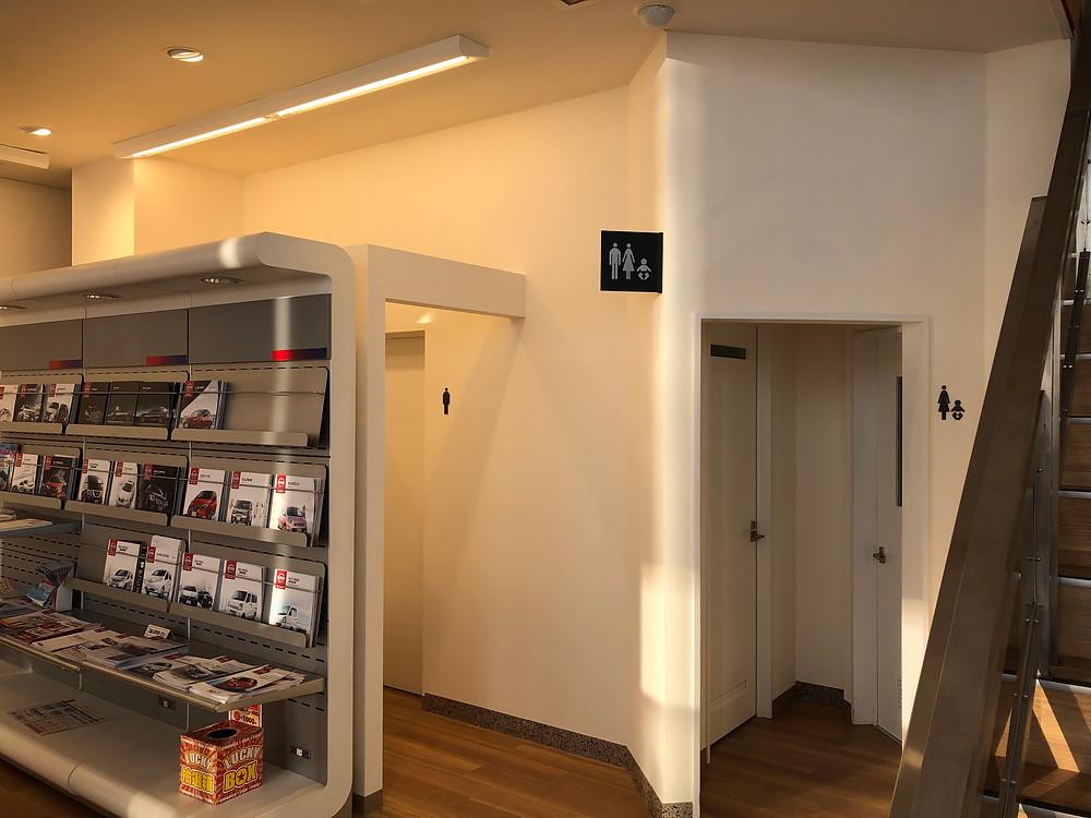 昨年12月より断続的に行っていた店舗改修工事がひと段落しました。(来月から再び始まります!)