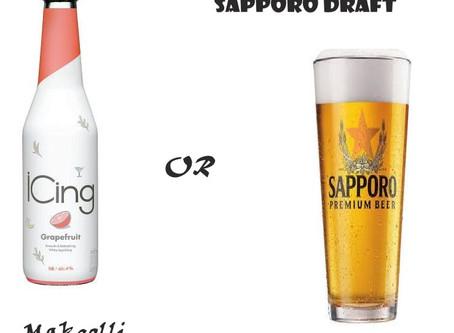 Makgolli or Beer?