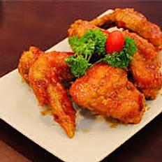KFC(Korean fried chicken) 양념치킨