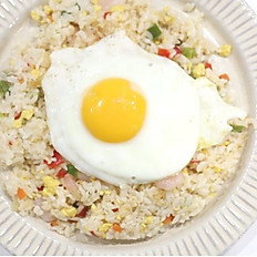 BABY SHRIMP FRIED RICE 새우볶음밥