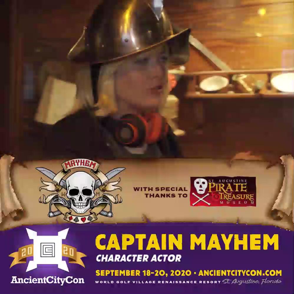 Captain Mayhem