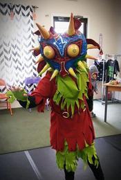 Majora's Mask by Manoah
