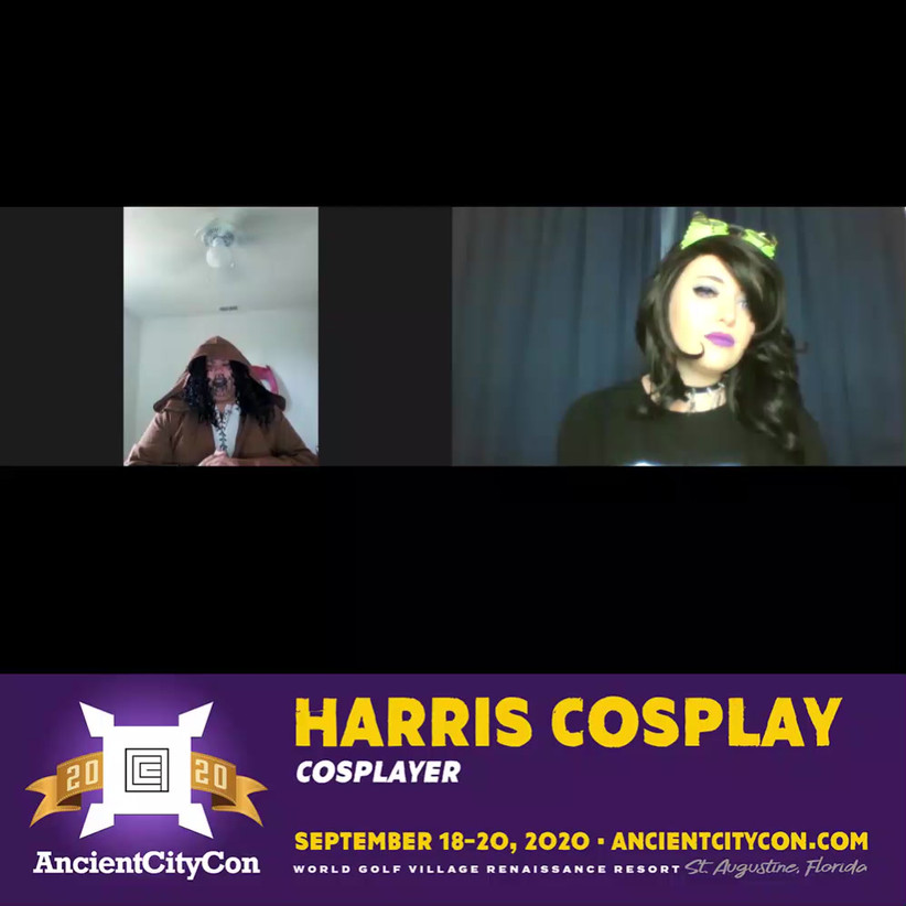 Harris Cosplay