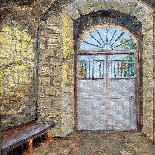 Sunlight at the Door