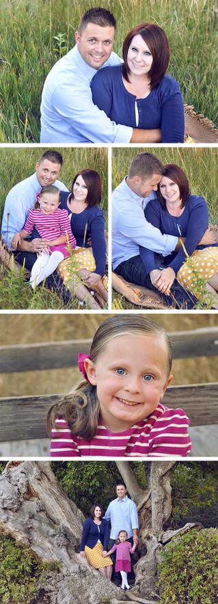 Davies Family 2015