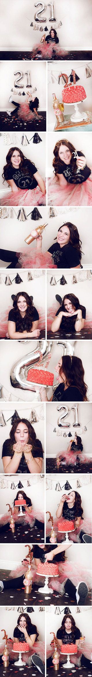 Haylee is 21!