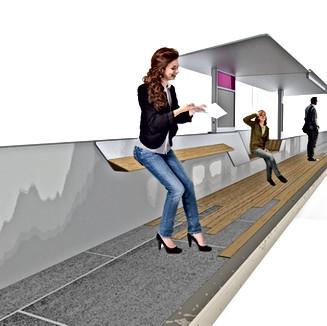 Inovative Bus Station
