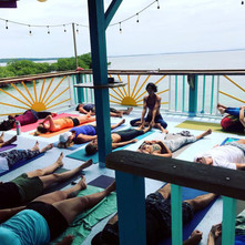 chloe teaching yoga Panama.jpg