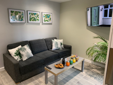 CoLiving Lounge