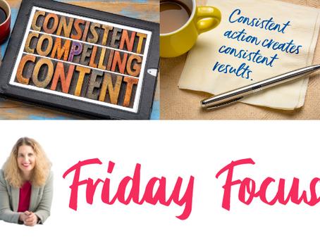 Focus on Consistency