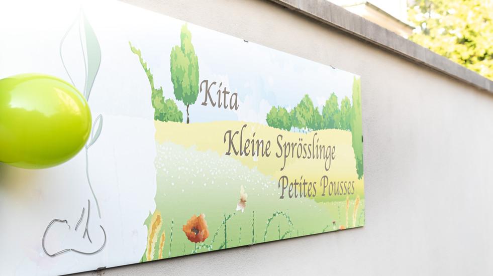 Kita Kleine Sprösslinge- Petites pousses