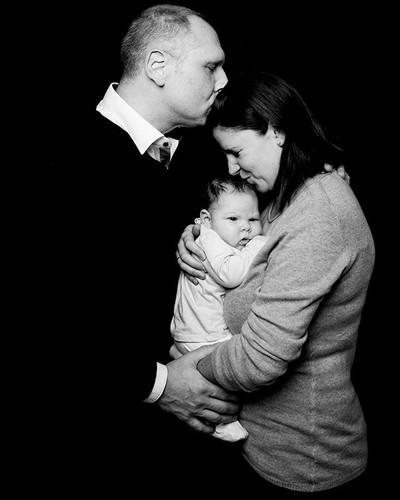 Die Liebe von Eltern zu ihren Kindern –