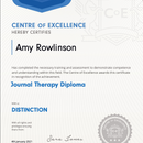 Journal Therapy Coach Diploma