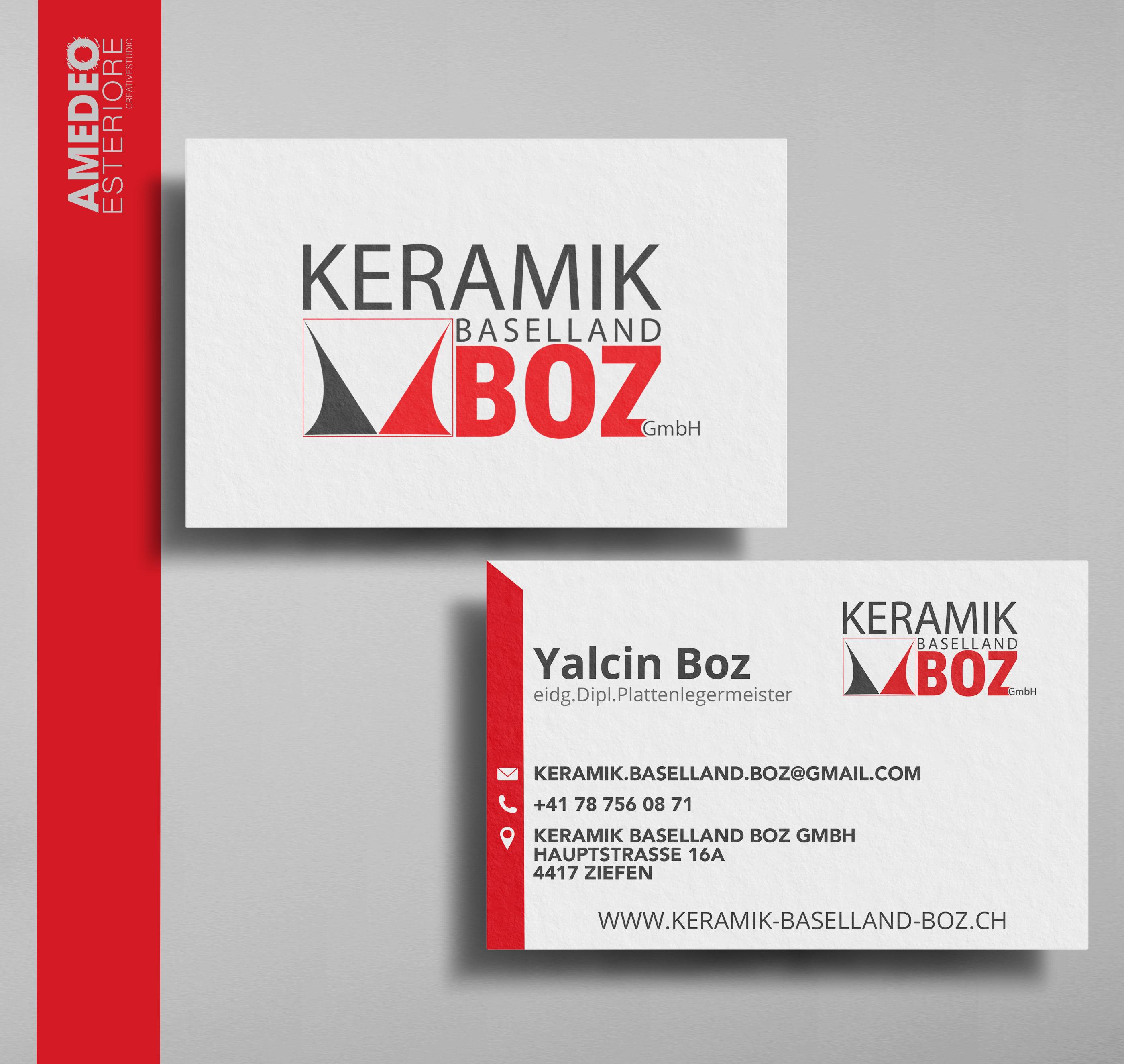 KERAMIK BASELLAND BOZ GmbH