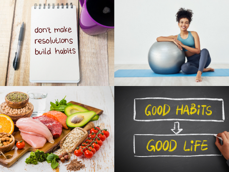Focus on Habits