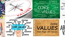 Focus on Values