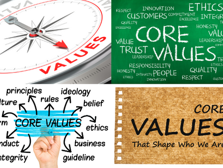 Focus on Values