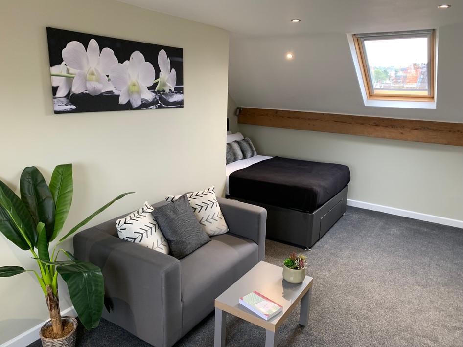 Loft Extension Bedroom
