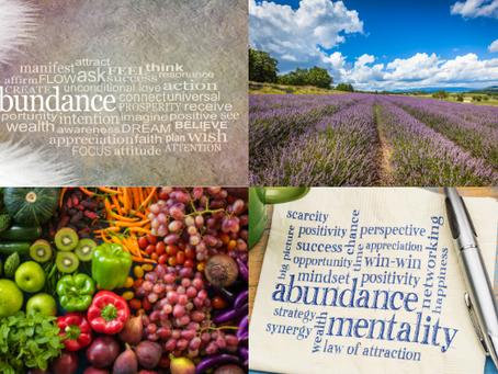 Focus on Abundance
