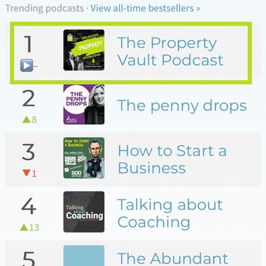 The Property Vault Podcast