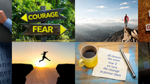 Focus on Courage
