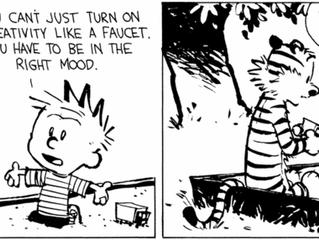 Procrastination....