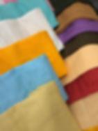 Towels Colours Various Bulk