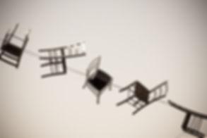 Fliegende Stühle