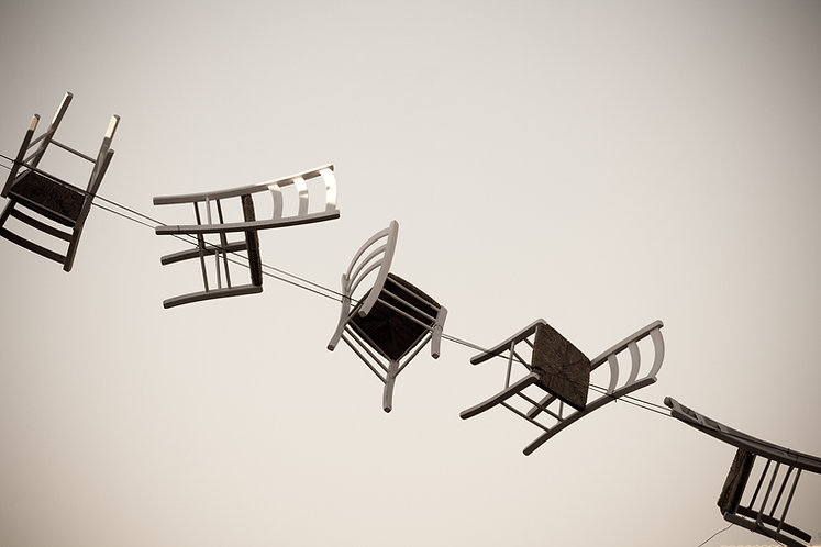 Vliegende stoelen