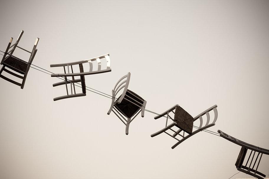 Cadeiras Voadoras