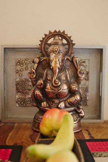Landgut Schönwalde Indien Ganesha