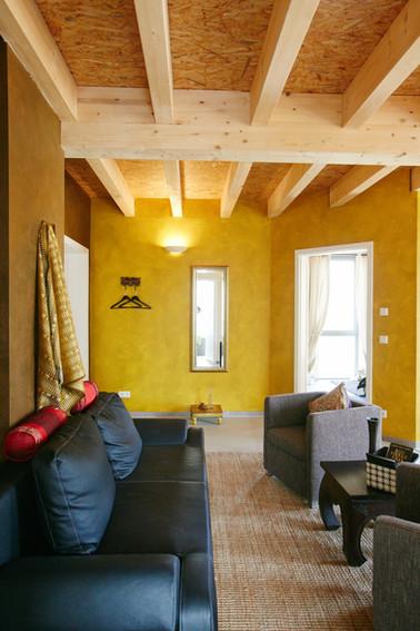 Landgut Schönwalde Indien Lounge 5