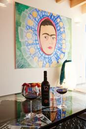 Landgut Schönwalde Mexiko Wein und Frida