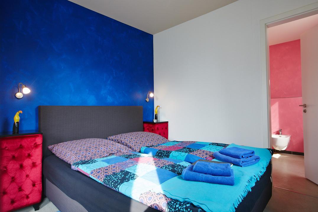 Landgut Schönwalde Mexiko Schlafzimmer E